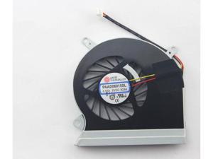3 PIN New Laptop CPU cooling fan for MSI Gaming GE60 0NC GE60 0ND GE60 2OC GE60 2OD GE60 20E