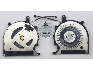 4PIN New Laptop CPU cooling fan for  Sony Vaio Pro 13 SVP13 SVP132 SVP132A Series