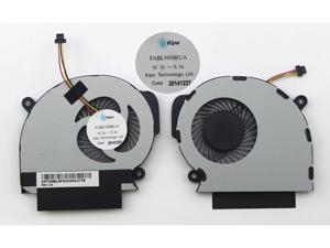 3 PIN New Laptop CPU cooling fan for Toshiba Satellite S55T-B5233 KIPO FABLN00EUA DC5V 0.4A  Right only