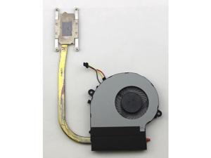 3 PIN New Laptop CPU cooling fan for Toshiba Satellite  L55-B L55D-B L55DT-B L55T-B with heatsink DC5V 2.50W
