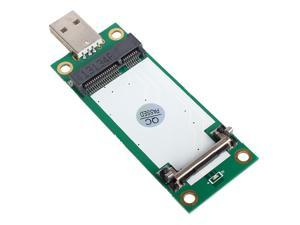 Mini PCI-e mPCI Express Wireless to USB Adapter Wireless Card With SIM Card Slot