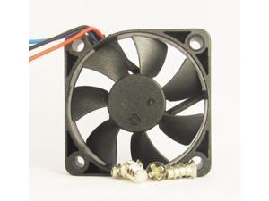 50mm 10mm Case Fan 12V DC 11CFM PC CPU Computer Cooling Ball Brg 3 pin 308A*