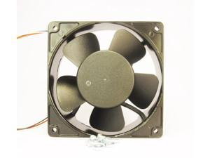 120mm 38mm Case Fan 12V DC 105CFM PC Computer Cooling 3 Pin Ball Brg 349A*