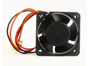 40mm 20mm Case Fan 12V DC 9.4CFM PC CPU Cooling 2 Wire Ball Bearing 398A