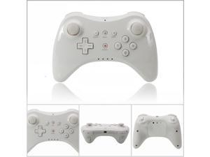 U Pro Bluetooth Wireless Controller for Nintendo Wii U Game White