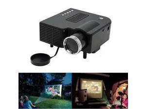 1080P HD Multimedia LED Projector Home Cinema Video AV TV VGA HDMI Cheap