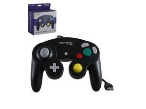 Gamecube Style - USB Controller for PC & Mac - Black