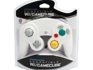 Controller for Nintendo GameCube or Wii -- ARCTIC WHITE