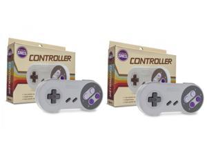 Set of 2  SNES Controllers