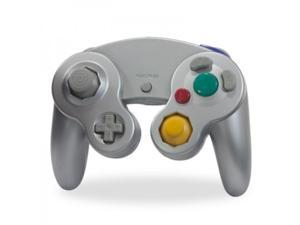 Set of 4  Controllers for Nintendo GameCube or Wii -- PLATINUM SILVER