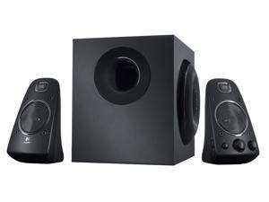 Logitech Z623 200 W 2.1 Speaker System, THX-Certified  980-000402 Black