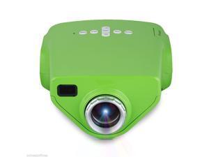 Home Cinema Theater Multimedia LED LCD Projector HD 1080P USB/VGA/HDMI/AV/ATV