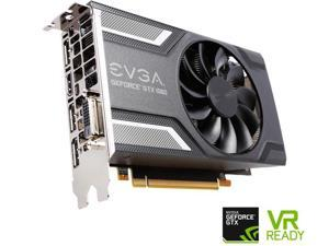 EVGA GeForce GTX 1060 SC GAMING, ACX 2.0 (Single Fan), 06G-P4-6163-KR, 6GB GDDR5, DX12 OSD Support (PXOC), Only 6.8 Inches Video Graphics Card