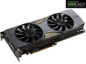 EVGA GeForce GTX 980 Ti 6GB 06G-P4-4996-KR FTW GAMING w/ACX 2.0+, Whisper Silent Cooling w/ Free Installed Backplate Video Graphics Card