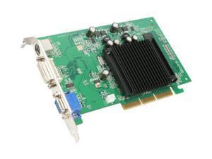 EVGA GeForce 6200 512MB DirectX 9 64-Bit GDDR2 AGP 8X Video Graphics Card 512-A8-N403-LR