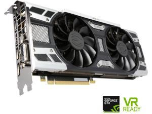 EVGA Nvidia GeForce GTX 1080 SC GAMING ACX 3.0 Superclocked 8GB Edition  GDDR5X LED DX12 OSD Support 08G-P4-6183-KR Video Graphics Card