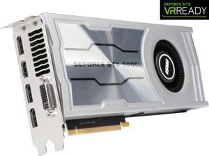 MSI GeForce GTX 980TI 6GD5 V1 6GB Video Graphics Card