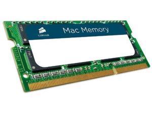 Corsair Ddr3 Sdram Memory Module 8 Gb [1 * 8 Gb] Ddr3 Sdram 1333 Mhz Ddr3-1333/pc3-10600 204-pin Sodimm