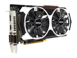 MSI Radeon R9 380 4GB DirectX 12 R9 380 4GD5T OC 256-Bit GDDR5 HDCP Ready CrossFireX Support ATX Video Graphics Card