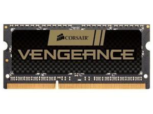 Corsair Vengeance SDRAM Memory Module 8 GB (1 * 8 GB) DDR3 SDRAM 1600 MHz DDR3-1600/PC3-12800 Unbuffered 204-pin SoDIMM