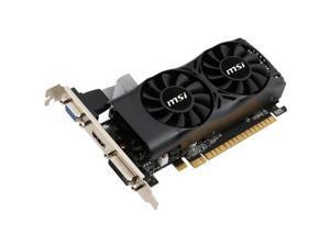 MSI GeForce GTX 750 Ti 2GB DirectX 11.2 N750 Ti-2GD5TLP 128-Bit GDDR5 PCI Express 3.0 x16 HDCP Ready Video Graphics Card