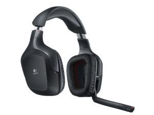 Logitech Wireless Gaming Headset G930 with 7.1 Surround Sound 40mm USB