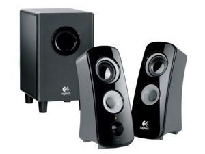 Logitech Speaker System Z323 With Subwoofer 980-000354 2.1