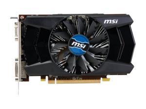 MSI Radeon R7 250 DirectX 12 R7 250 2GD3 OC 2GB 128-Bit DDR3 PCI Express 3.0 x16 HDCP Ready CrossFireX Support Video Graphics Card