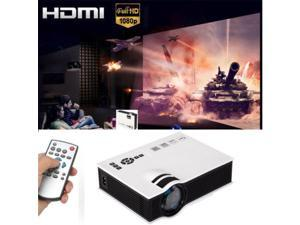 UC40 Pico Portable HD 1080P Home Theater LED Projector HDMI AV USB VGA OY
