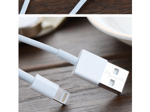 Blaze Display 3 pieces white iphone 5 5s 5c 6 6s charging cable data lines