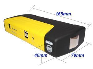 High Quality 12V Portable Mini Jump Starter 16800mAh Car Jumper Booster Power Battery Charger Mobile Phone Laptop Power Bank