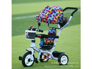 New arrive good quality Baby child tricycle trolley baby stroller baby carriage bike bicycle for 6 month--6 years old