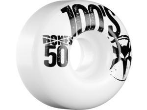 Bones 100 OG Skateboard Wheels 50mm x 30mm 100a duro