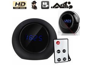 Mini HD 720P Alarm Clock Camera Motion Detecte DVR Video Recorder Cam Camcorder