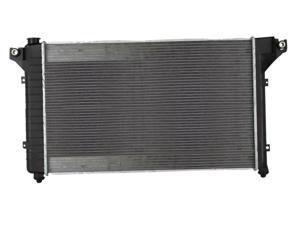Prime Choice Auto Parts RK618 Aluminum Radiator