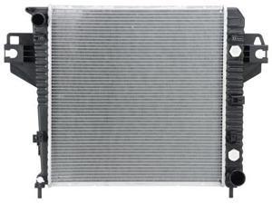 Prime Choice Auto Parts RK973 New Aluminum Radiator