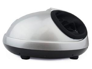 Angel USA Shiatsu + Air Pressure Kneading and Rolling Foot Massager Machine with Airbag Pressure Heat Timer Pain-Relief 3-D Air pressure massage