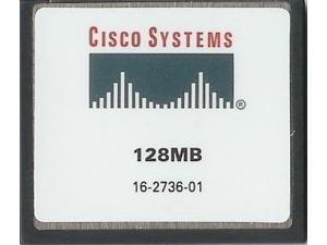 Cisco 64 MB CompactFlash (CF) Card