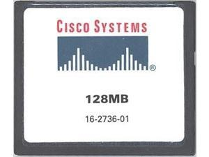 Cisco Approved MEM3800-128CF - 128mb Flash Memory for Cisco 3825 & 3845 Routers