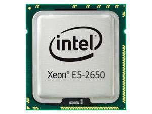 Dell 319-0266 - Intel Xeon E5-2650 2.0GHz 20MB Cache 8-Core Processor