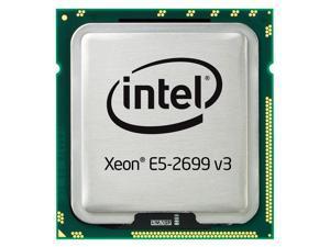 Dell 338-BGOI - Intel Xeon E5-2699 v3 2.3GHz 45MB Cache 18-Core Processor