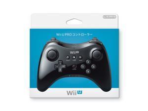 Nintendo Wii U Pro Controller Black