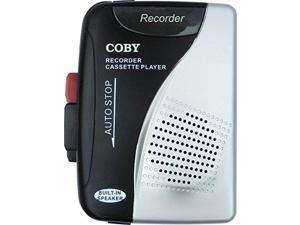 CASSETTE RECORDER,2xAA BUILT-IN MIC,EARBUDS
