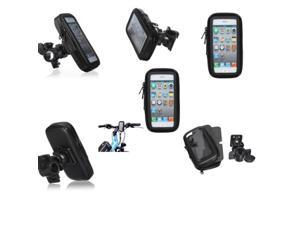 360 Rotating Bike Bicycle Waterproof Case Stand Mount Holder For Apple iPhone 5s 5 5c