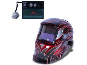 New HOT Pro Solar Auto Darkening Welding Helmet Arc Tig Mig Grind Mask Grinding with Low Batter Display
