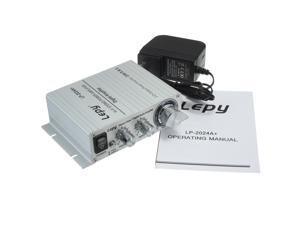 Lepy Universal LP-2024A+ Lepy Class Hi-Fi Stereo Amplifier Class-T Digital Audio Power Car Amplifier