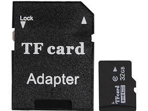 32GB 32G C10 Flash Memory Card Micro SD TF With Card Adapter For iphone 6 5 Samsung Galaxy S6 5  MP3  MP4 Camera and other Devices
