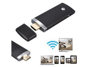 Mini Portable Wireless WIFI Display Dongle Adapter HDMI Miracast DLNA AirPlay for Android Samsung Galaxy S4 S3 S2 S5 / Galaxy Note 3/4 galaxy Note 2 II IOS iPad/iPhone/Macbook