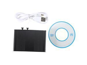 USB Channel External Optical Audio Sound Card Adapter for Laptop Notebook PC