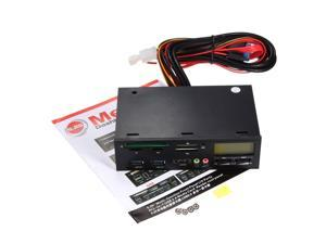 Hot Sell Muiti-function USB 3.0  e-SATA All-in-1 5.25'' Media Dashboard Front Panel Card Reader MS SD MMC TF MD USB